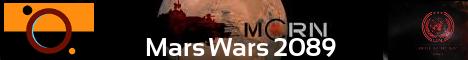 MARS Wars 2089