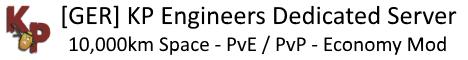 [GER] KP Engineers Dedicated Server