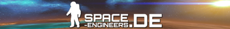 SPACE-ENGINEERS.DE - Official Public Server